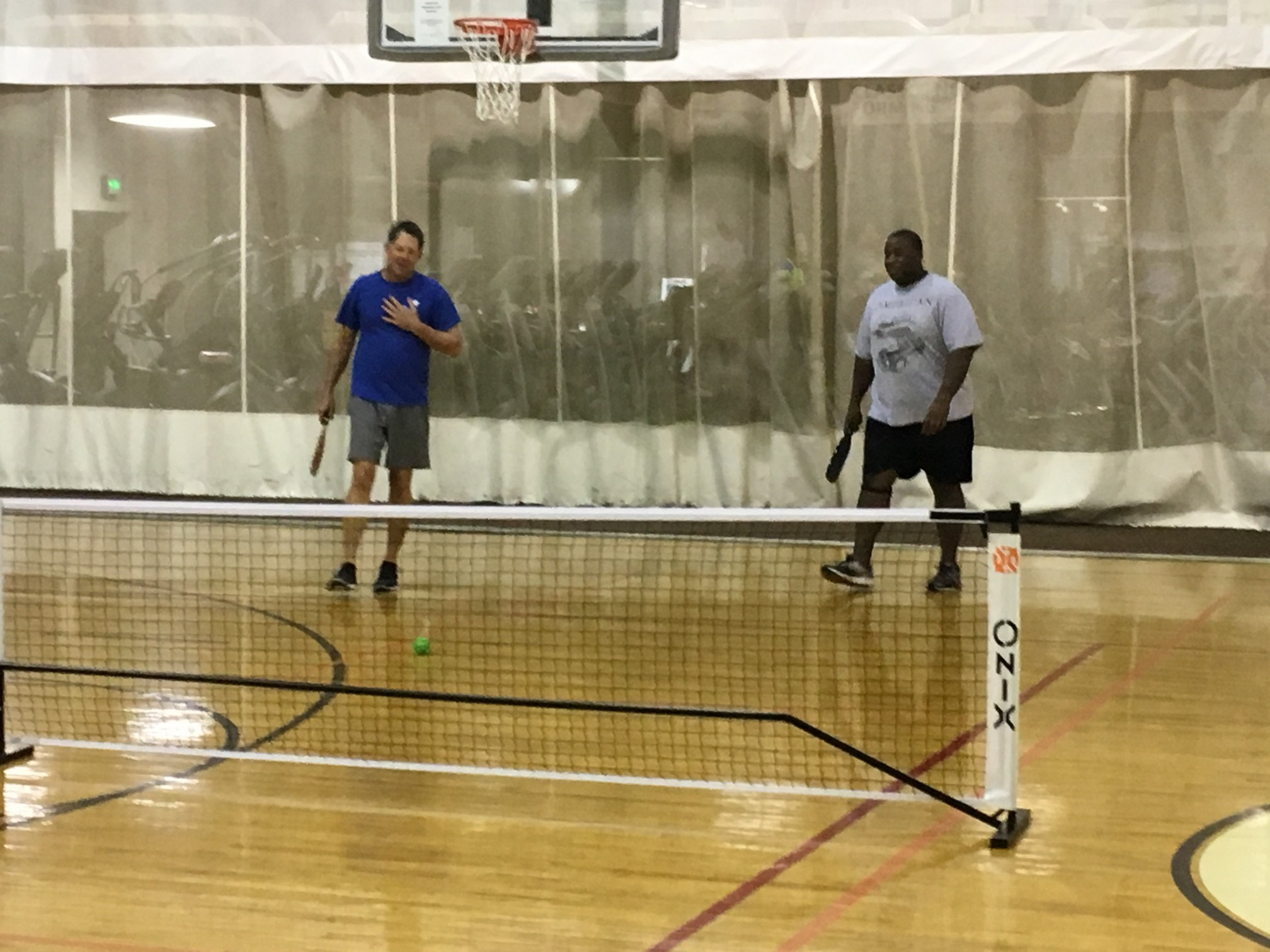 trussville pickleball, birmingham pickleball, pickleball, family pickleball, trussville ymca, trussville