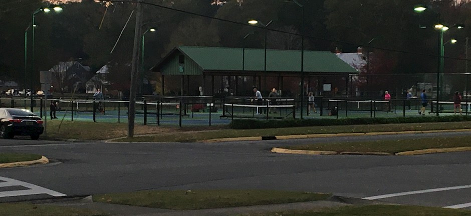 trussville pickleball, birmingham pickleball, pickleball, family pickleball, trussville mall courts, trussville