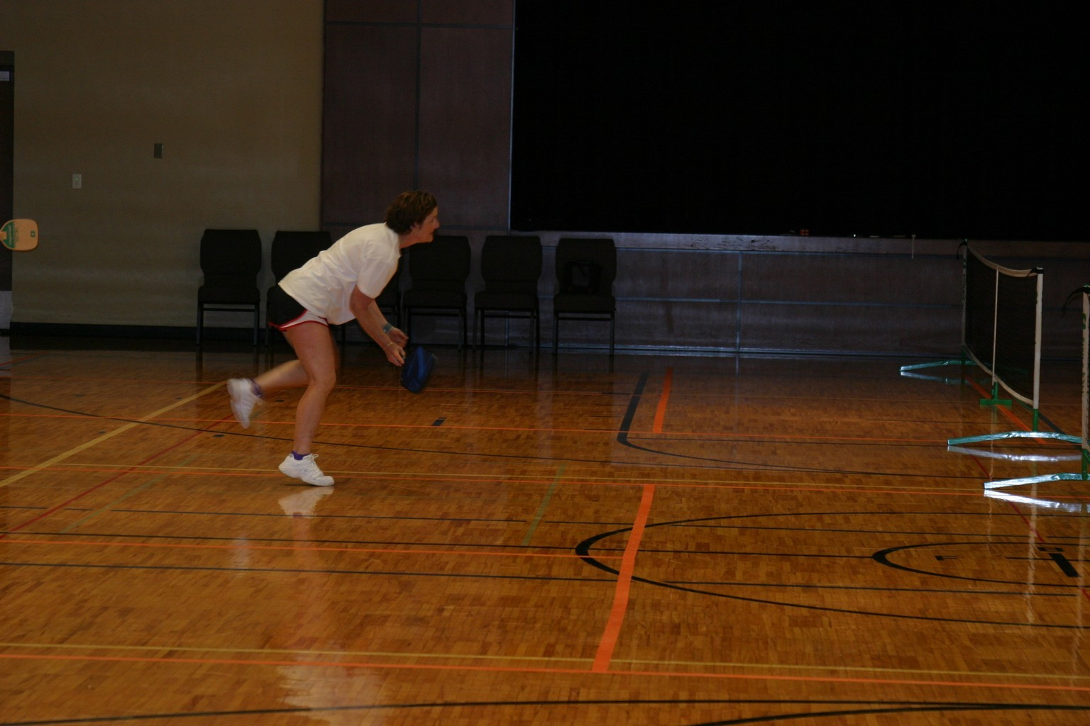 alabama pickleball, trussville pickleball, birmingham pickleball, pickleball, family pickleball, first baptist church trussville, pickleball demonstration