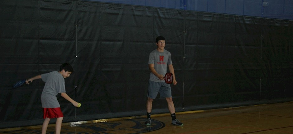 brothers playing pickleball in trussville alabama, alabama pickleball, trussville pickleball, birmingham pickleball