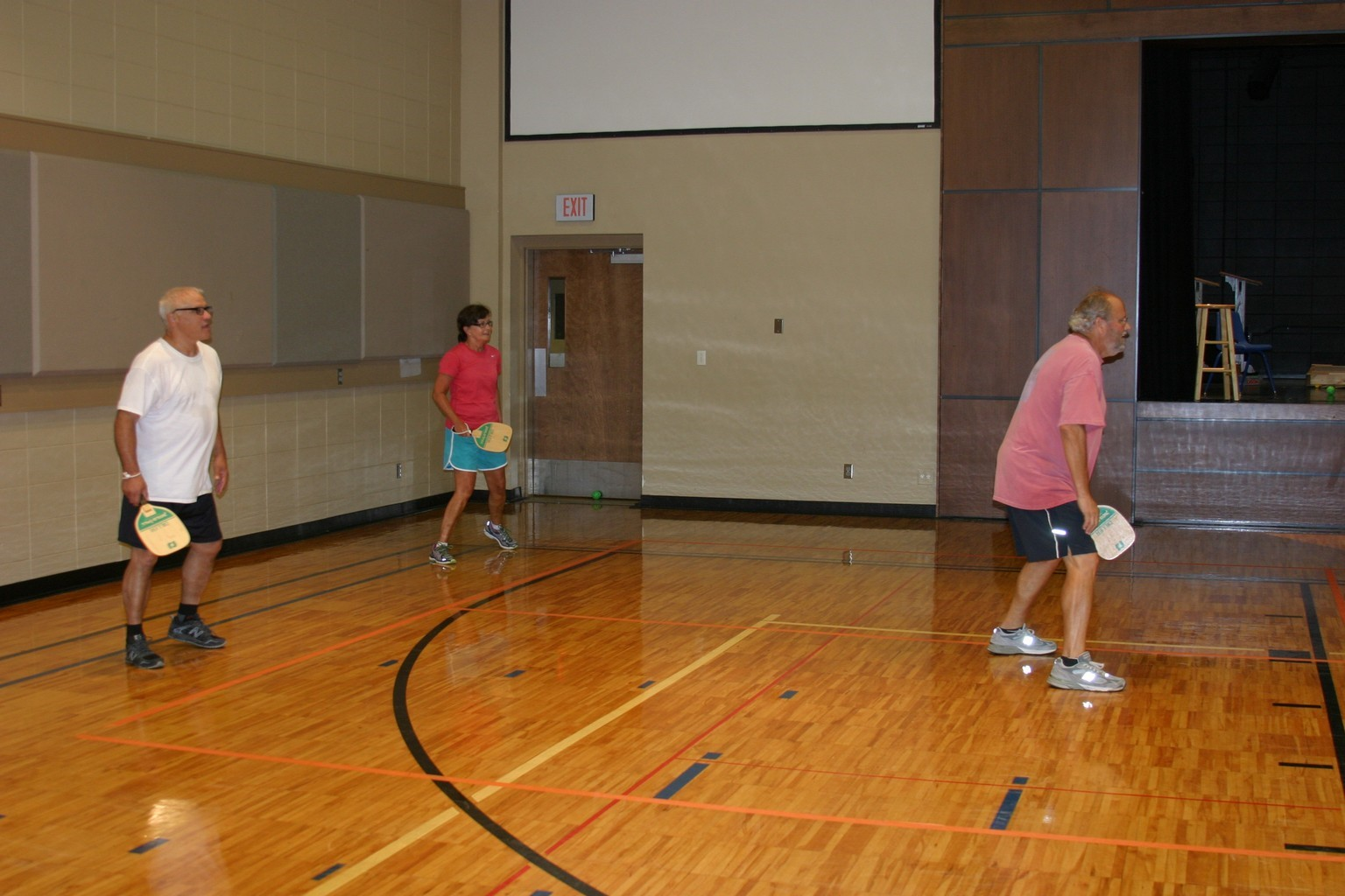 trussville pickleball, birmingham pickleball, pickleball, family pickleball, first baptist church trussville