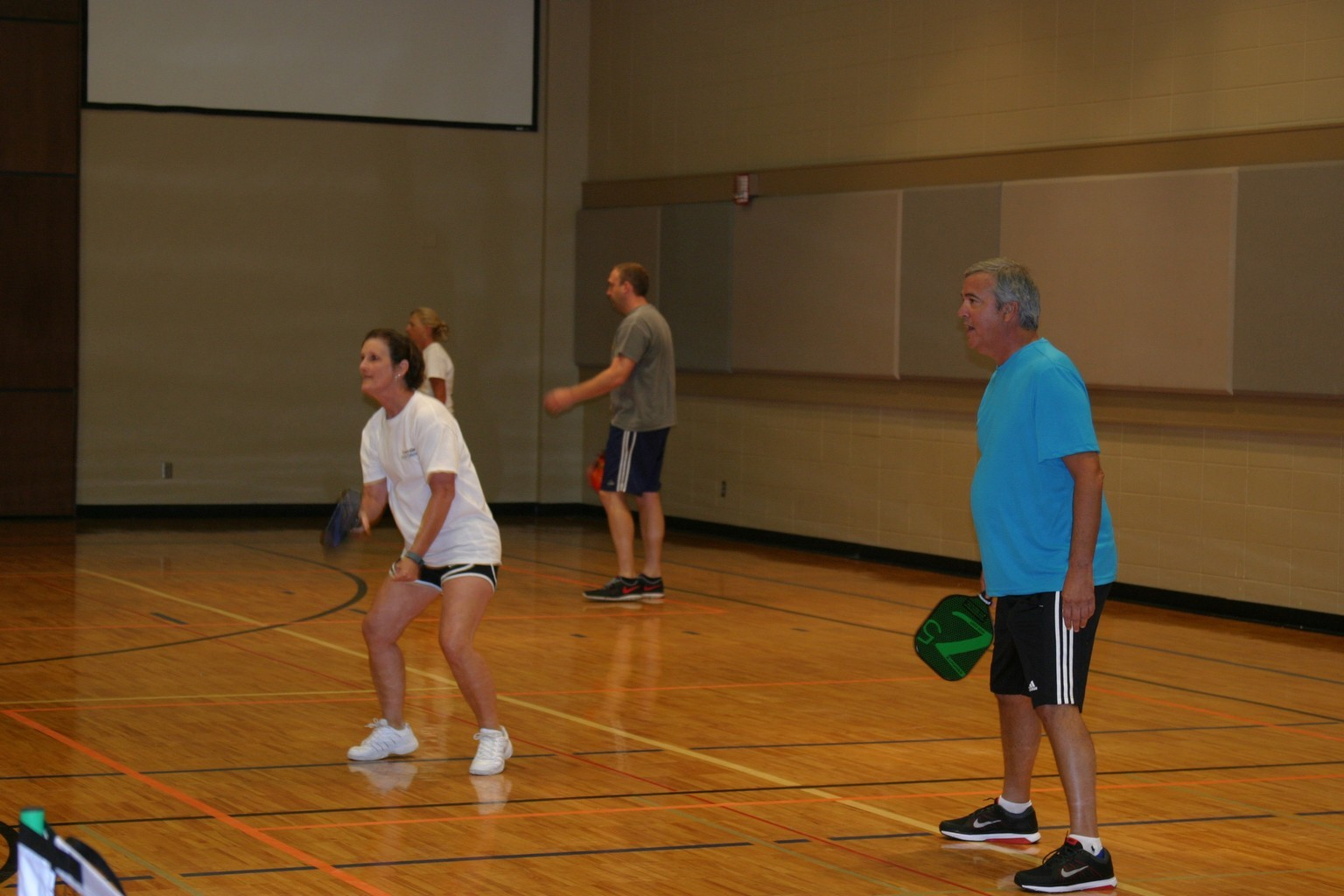 pickleball, trussville pickleball, alabama pickleball, the kitchen, player profiles, interviews